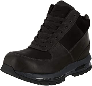 Nike Mens Air Max Goadome Boot, Black/Black/Anthracite, 8