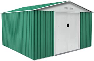Gardiun KIS12993 - Caseta Metálica Coventry 9,66 m²