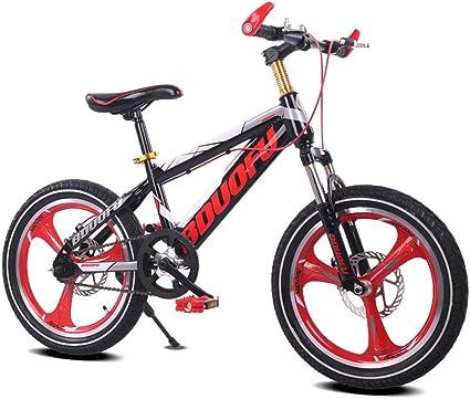 Fenfen Bicicleta para niños 16/18/20 pulgadas Bicicleta de ...