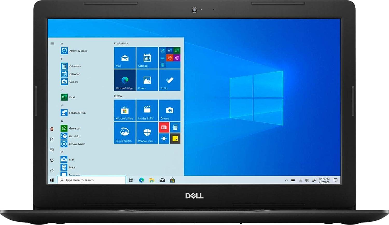 Dell Inspiron 15 3000 (3593) Laptop Computer - 15.6 inch HD Anti-Glare Display (Intel Core 11th Gen i5-1035G1, 8GB, 256GB PCIe M.2 NVMe SSD, Camera) Windows 10 Home