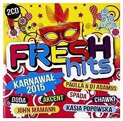 Doda / John Mamann / Kika: Fresh Hits Karnawał 2015 [2CD]