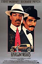 MCPosters - Harlem Nights Glossy Finish Movie Poster - MCP883 (24