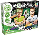 Science 4 You- Coding Lab Kit de Ciencia Stem (SY618824.106)