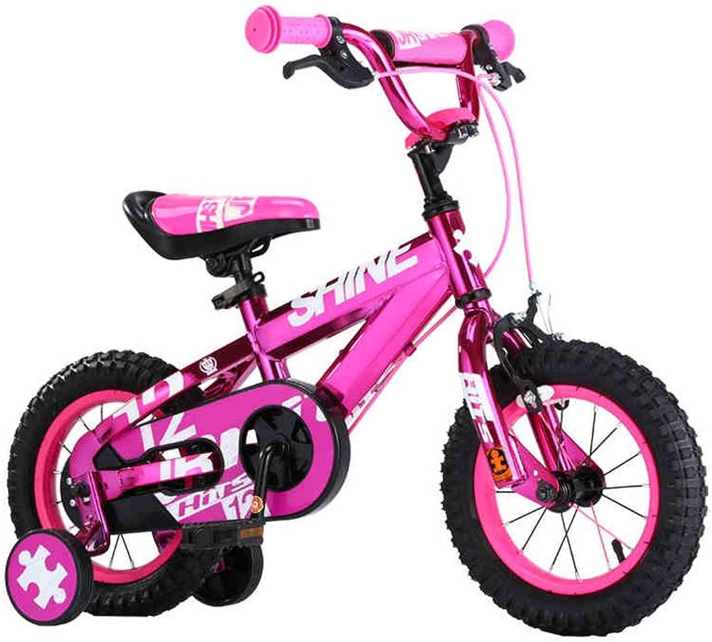 MEIDUO Kids' Bikes Boys Bike, Kids Bicycle Girl's Bike,Age 2 to 13 with Adjustable Training Wheels 5 colors