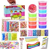 Slime Kit - Slime Supplies Slime Making Kit for Girls Boys, Kids Art