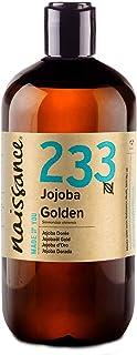 Naissance Jojobaöl Gold Nr. 233 500ml 100% reines, kaltgepresstes Öl