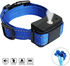 TSWTECH Pet Citronella Spray Bark Collar,Automatic Training Bark Collar No Shock Harmless,Rechargeable Citronella Anti-Bark Collar Water Resistant