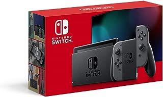 Nintendo 任天堂 Switch 游戏机 掌机 Joy Con(L) 新版更长续航时间 灰色