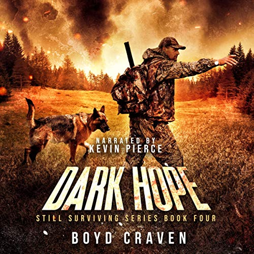 Dark Hope audiobook cover art