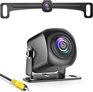 $38 » PixelMan Backup Camera,AHD 1080P Metal 170 Degree Wide Angle Rearview Reversing Camera,PMD2A-S Clear Night Vision IP69 Wat...