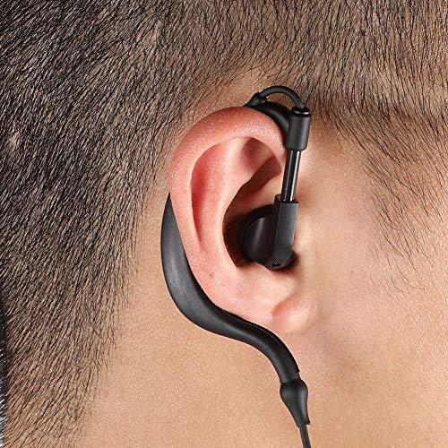 Auriculares, Auricular Duradero walkie Talkie