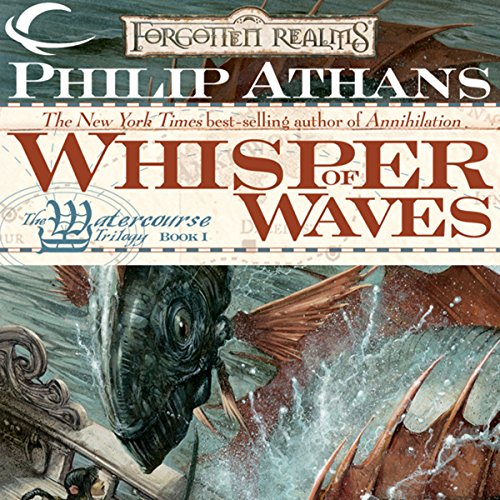Whisper of Waves audiobook cover art