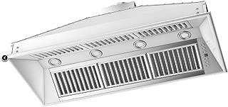 ZLINE46 in. 1200 CFM Outdoor Range Hood Insert in Stainless Steel (698-304-46)