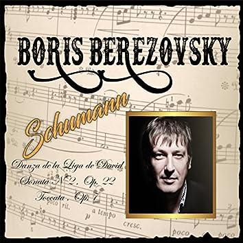 Boris Berezovsky, Schumann, Danza de la Liga de David, Sonata Nº2, Op. 22 Toccata, Op. 7