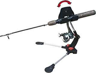 Brocraft Ice Fishing Tip Down/Ice Fishing Rod Holder/Ice Fishing Tip Ups