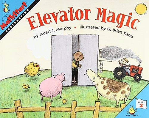 Elevator Magic, Level 2 (MathStart Subtracting) (MathStart 2)
