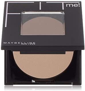 Maybelline New York Fit Me! Pressed Powder, Nude Beige [125] 0.30 oz (Pack of 2)