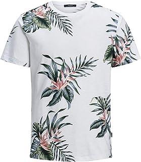 Mejor Camiseta De Flores De Zara Hombre