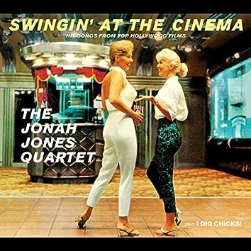 Jonah Jones Masterworks. Swingin' at the Cinema / I Dig Chicks!