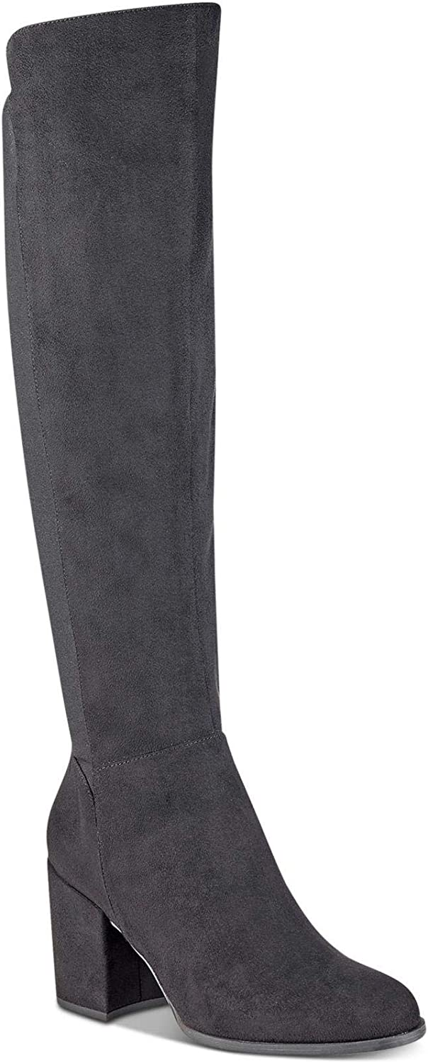 Marc Fisher Womens Lacole 2 Fabric Closed Toe Knee High Fashion Boots