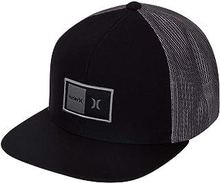 Men's Logo Patch Trucker Baseball Cap