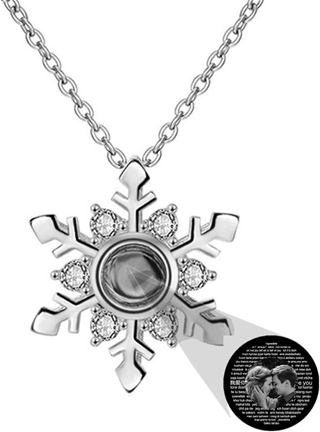 Personalized Popular product Photo Necklace 100 Kinds You Love Pro Popularity Of I