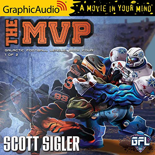 The MVP (1 of 2) cover art