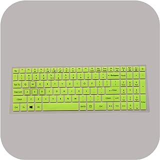 """for acer Predator Helios 300 15.6""""17.3"""" G3-571 G3-572 PH315-51 PH317-52 VX5-591G VN7-793Gラップトップキーボードカバースキンプロテクター用-green-"""