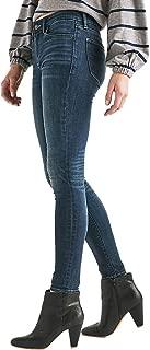 Lucky Brand Women's Ava Skinny Mid Rise Jeans Lonestar Blue Wash