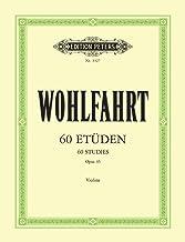 Wohlfahrt: 60 Studies, Op. 45