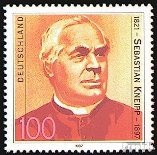 BRD (BR.Duitsland) Mi.-Aantal.: 1925 (compleet.Kwestie) 1997 Sebastian Kneipp (Postzegels voor verzamelaars) Christendom
