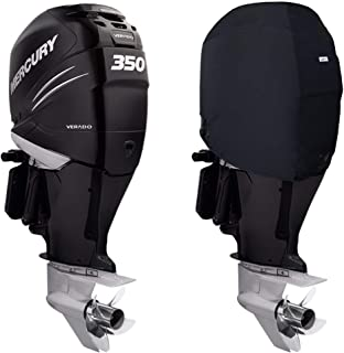 Oceansouth Custom Fit Storage Covers for Mercury Verado 6-Cylinder Outboards 200HP to 400HP (Verado 6CYL 2,6L)