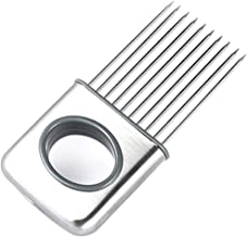 Sungpunet Easy Onion Holder Slicer Vegetable Tools Tomato Cutter Stainless Steel Kitchen Gadgets