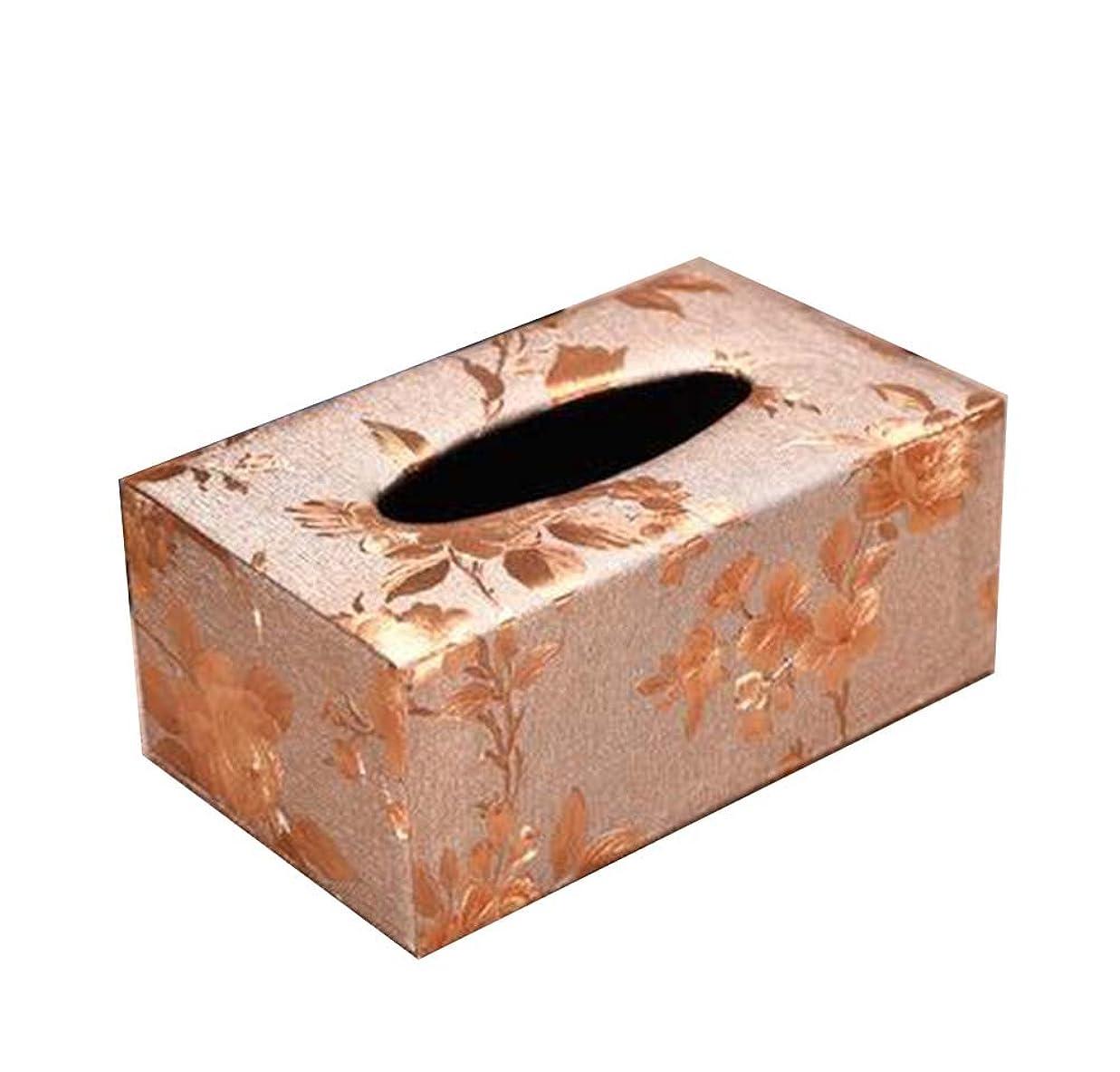 パンフレットボードあそこクリエイティブティッシュボックスコンチネンタルホームリビングルーム&ホテルペーパーボックス[Q]