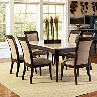 Best steve silver dining table set Reviews