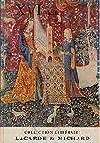 XVI ème siècle Les grands auteurs francais du programme II Collection Lagarde et Michard