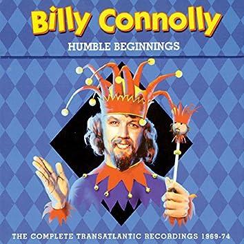 Humble Beginnings: The Complete Transatlantic Recordings 1969-74