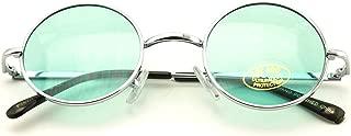 Small Round Hipster Fashion Sunglasses Lennon Elton Potter