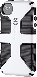 Speck Products CandyShell Grip Case for iPhone 4/4S  - White/Black