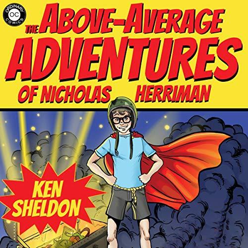 The Above-Average Adventures of Nicholas Herriman cover art