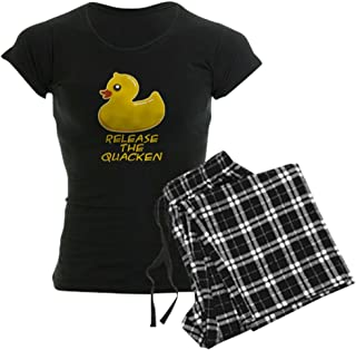 Release The Quacken Dark Pajamas Women's PJs