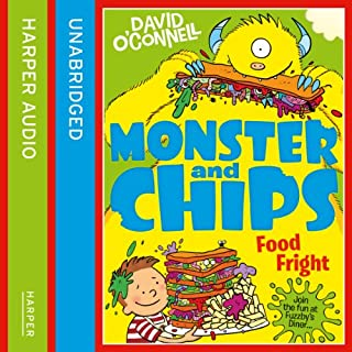 Monster and Chips: Food Fright cover art