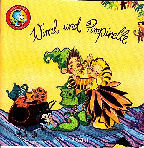 Winzl und Pimpinelle - LINO BUCH 83 (mit Glanzeffekt) - Einzeltitel aus BOX 14
