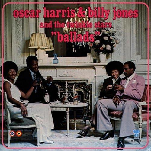 Oscar Harris & The Twinkle Stars & Billy Jones