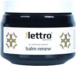 Lettro Balm Renew, Quality Leather Restore and Colour Revive for Furniture Car Seats Shoes Upholstery Saddlery, 200Ml