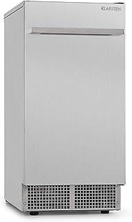 Klarstein Icetender Machine à glaçons - Nugget Ice Maker, Forme de glace: Pépite, Glace pilée, 30kg/24h, Capacité de 11,5 ...