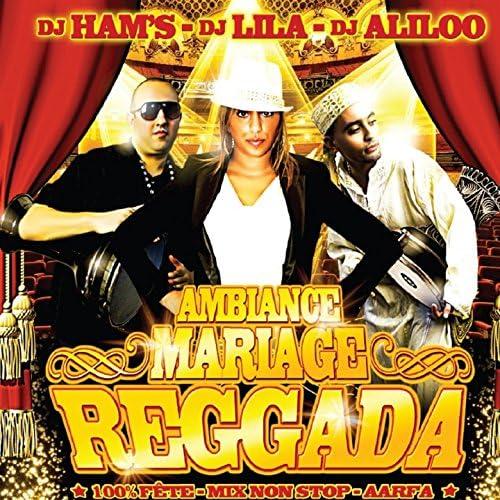 DJ Lila, DJ Ham's & DJ Aliloo
