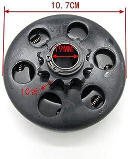 cuckoo-X Clutch Go Kart Clutch Embrague centrífugo 10T Dientes 19 mm Agujero Interior con