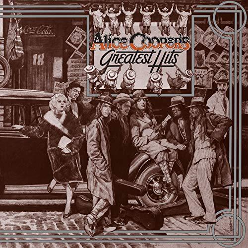 Alice Cooper'S Greatest Hits [Vinyl LP]