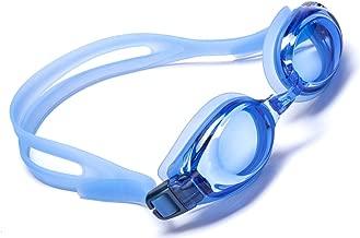 Aguaphile Prescription Swim Goggles Soft and Comfortable - Anti-Fog UV Protection - Best Prescription Swimming Goggle - Compare to Speedo or TYR - Adult, Men or Women - Premium Quality